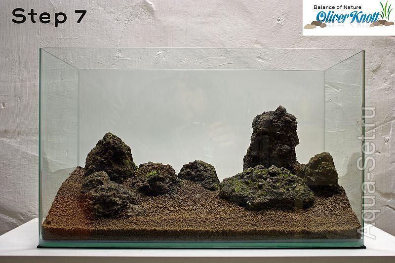 Мастер класс декорирование аквариумов